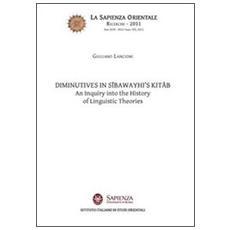 Diminutives in Sibawayhi's Kitab