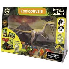 Jurassic Action Coelophysis