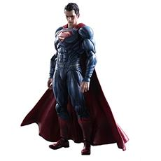 Figura Batman V Superman Dawn Of Justice Play Arts Kai Action Figure Superman 25 Cm Square Enix