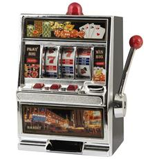 Salvadanaio Slot Machine 31 Arredo