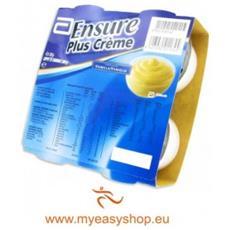 Ensure Plus Creme Vaniglia 4x125gr