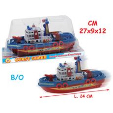 Barca Guardia C. E Rimorchiatore 62855