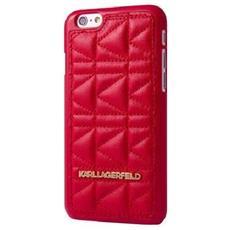 """KARL0010 5.5"""" Cover Rosso custodia per cellulare"""
