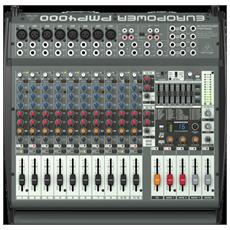 Bh Pmp4000 Mixer Ampl 16 Ch 1600w Eff
