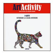 Art activity pocket. I gatti. Ritrovare la calma interiore