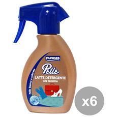 Set 6 Pelle Trigger 250 Ml. Detergenti Casa