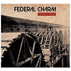 Federal Charm - Crossed Wires