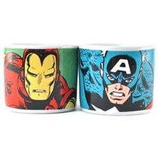 Marvel - (set 2 Portauovo)