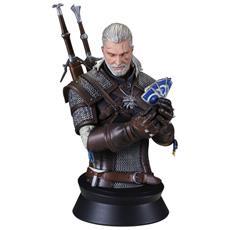 Geralt Gwent Card (the Witcher 3 Wild Hunt) Dark Horse Bust