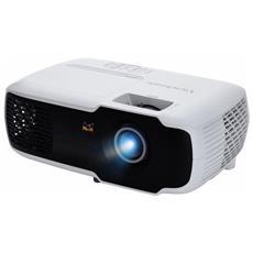 PX702HD Proiettore desktop 3500ANSI lumen DLP 1080p (1920x1080) Compatibilità 3D Bianco videoproiettore