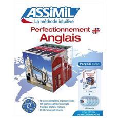 Perfectionnement anglais. Con 4 CD Audio