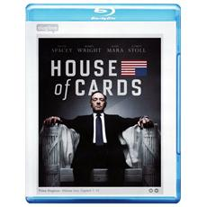 House Of Cards - Stagione 01 (4 Blu-Ray)