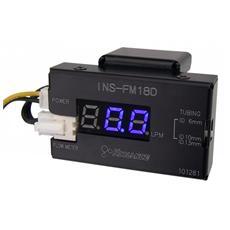 Flussometro per Raffreddamento Hardware Nera Acetale INS-FM18D