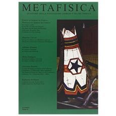 Metafisica. Quaderni fondazione Giorgio e Isa de Chirico