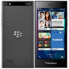 """Leap Nero 16 GB 4G/LTE Display 5"""" HD Slot Micro SD Fotocamera 8 Mpx BlackBerry Italia"""