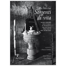 Sorgenti di vita. Sacre dimore dell'acqua di Romagna tra le valli dell'uso e del Rubicone. Ediz. illustrata