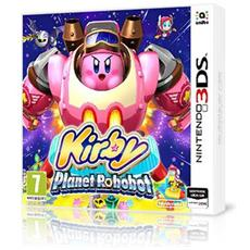 N3DS - Kirby Planet Robobot
