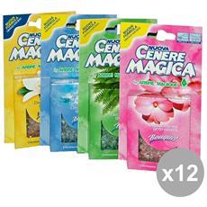Set 12 Arbre Magique Granulare Deodorante Accessori Auto E Moto