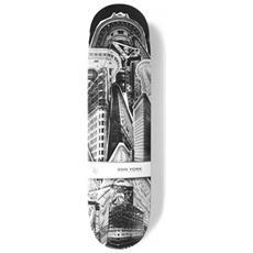 Tavola Da Skate Made In America - Flati Iron 8.125'' Nero Fantasia Taglia Unica