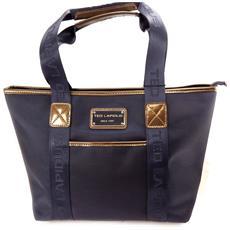 Shopping Bag 'ted Lapidus' Marina - [ l2723]