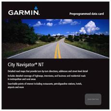City Navigator Europe NT per Regno Unito e Irlanda