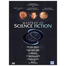 Dvd Masters Of Science Fiction (6 Dvd)