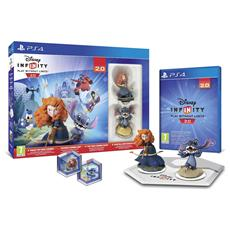 PS4 - Disney Infinity 2.0: Originals Starter Pack Combo