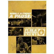 Public Enemy - Rebels Without