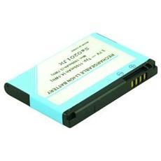 2-Power MBI0120A, 1100 mAh, GPS / PDA / Mobile phone, Ioni di litio, 5,1 cm, 3,7 cm, 6 mm