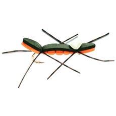 Mosca Cernobil Ant Black Orange Unica Verde
