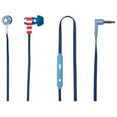 Aurcolari con microfono C. America