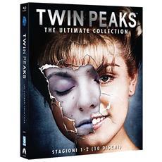 Twin Peaks - Stagione 01-02 (8 Blu-Ray)