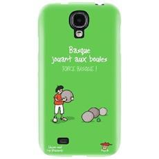 Hhigs4001cover Rigida Per Samsung Galaxy S4i9500verde