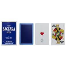 DNG90028 Carte Baccarà Lusso Blu