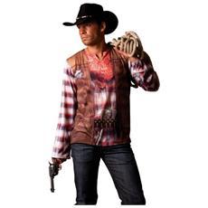 Openbox Camiseta Para Adultos Cesar B812-005 Cowboy