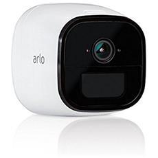 Go VML4030-100PES Telecamera di Sicurezza Wireless 4G, 3G LTE 100% senza Fili, Compatibile con Sim di Qualsiasi Operatore, Indoor e Outdoor, Funziona con Alexa e Google Wi-Fi