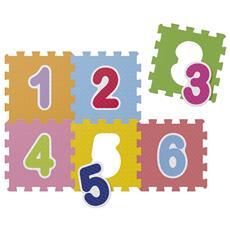 7161 - Tappeto Puzzle Numeri