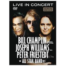 Joseph Williams, Peter Friestedt & Bill Champlin - In Concert
