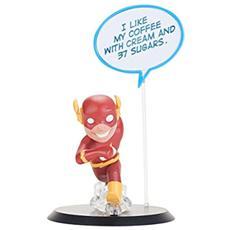 Figura Dc Comics Q Figure Flash 10 Cm