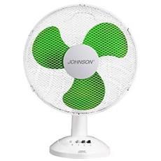 Ventilatore Da Tavolo Pala 43 Cm Oscillante O Inclinazione Variabile 3velocità