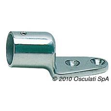Basetta inox 5,5° 25 mm