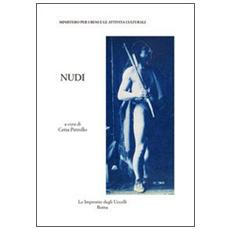 Nudi. Cianotipie di modelli dell'archivio fotografico della biblioteca Vallicelliana