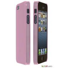 Cover PVC iPhone 5/5s - Pink