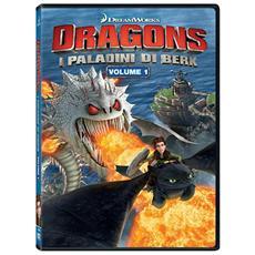 Dvd Dragons - I Paladini Di Berk #01