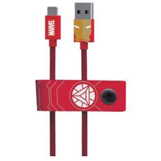 Cavo Lightning USB 1,2m Iron Man