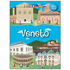 Veneto. Con adesivi. Ediz. multilingue