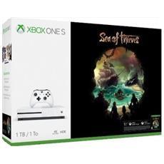 MICROSOFT - Console Xbox One S 1 Tb + Gioco Sea of Thieves...