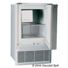 Fabbricatore ghiaccio 220 V nero