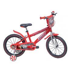 Disney Bicicletta 16 Cars