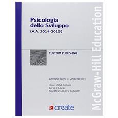 Psicologia dello sviluppo (a. a. 2014-15)